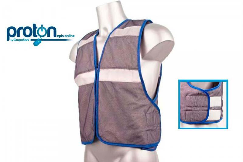 ropa de protección laboral contra el calor proton epis