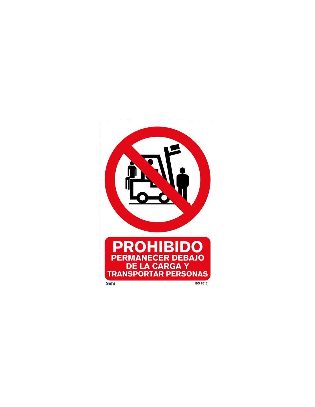 Señal A4 PVC obligatorio el uso de ropa de frío O13