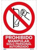 Señal A4 PVC obligatorio el uso de gorra O17