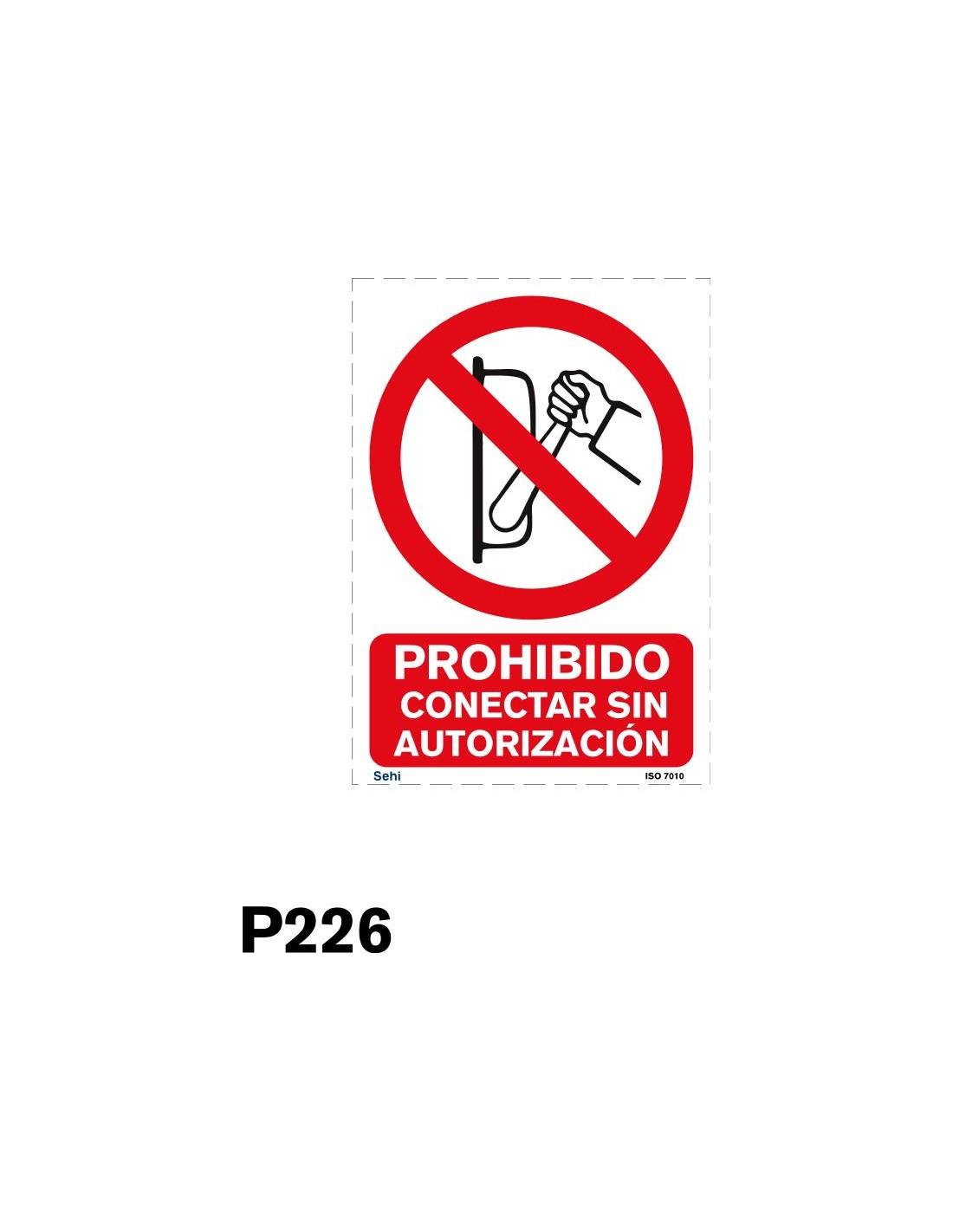 Señal A4 PVC obligatorio el uso de protector facial y de cabeza O18