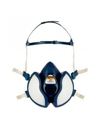 Media máscara 4277+ sin mantenimiento...